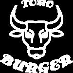Logo Toro Burger weiß